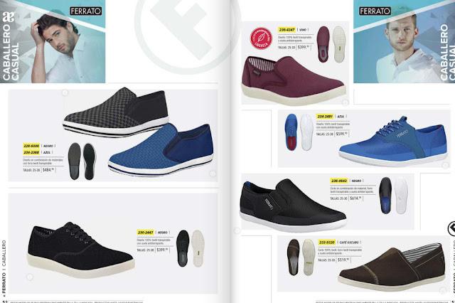 Zapatos andrea  deportivo digital verano 2016 : ferrato