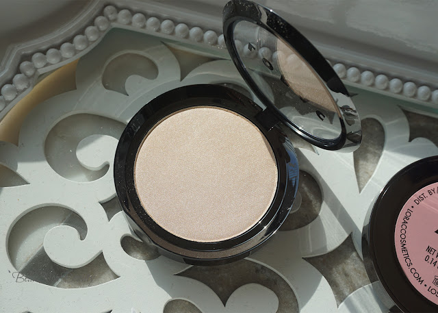 Lorac Light Source Highlighter Starlight | bellanoirbeauty.com
