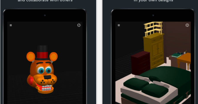 3 very good apps for creating and sharing 3d models - Google chrome 3d home design app ...