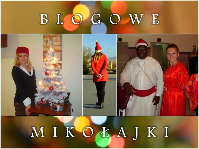 Blogowe Święta i Mikołajki. Radość dawania i dostawania