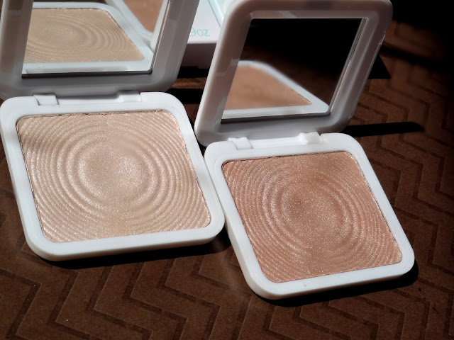 Model's Own Sculpt & Glow Highlighters