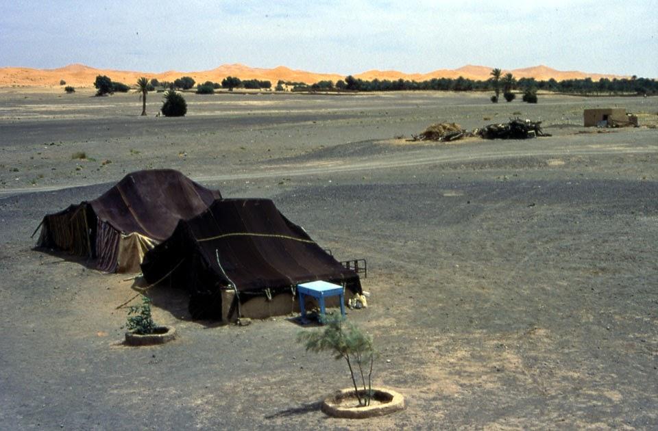 Marruecos Sahara Merzouga