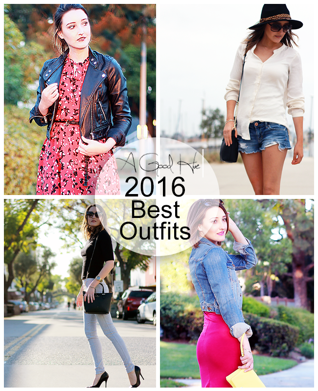 A Good Hue's Best of 2016 Outfits