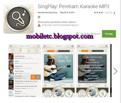 Download Aplikasi Karaoke Android Offline Gratis