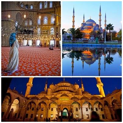 Paket Umroh Plus Turki 2014