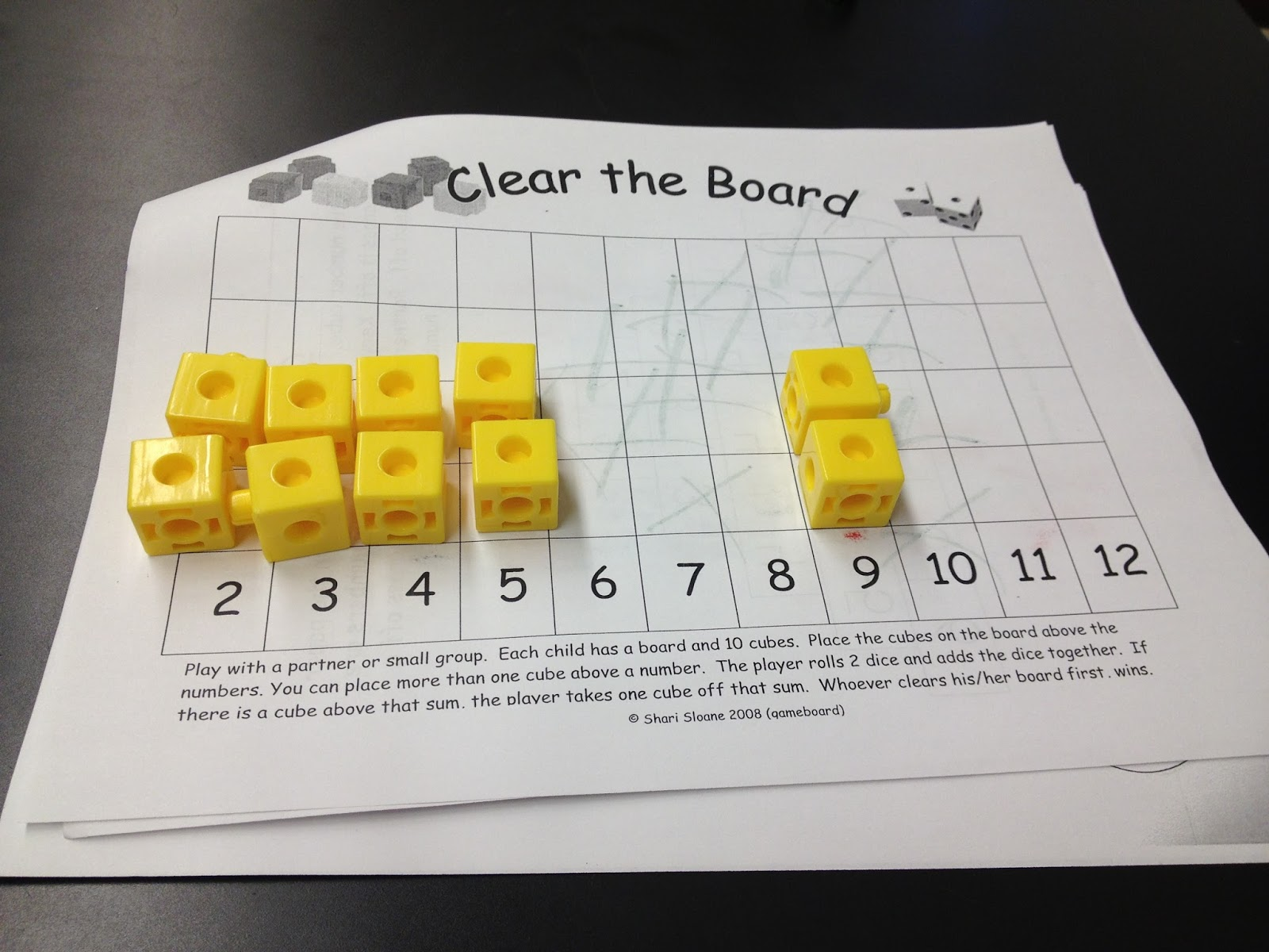 Autism Tank Math Games With Free Printables