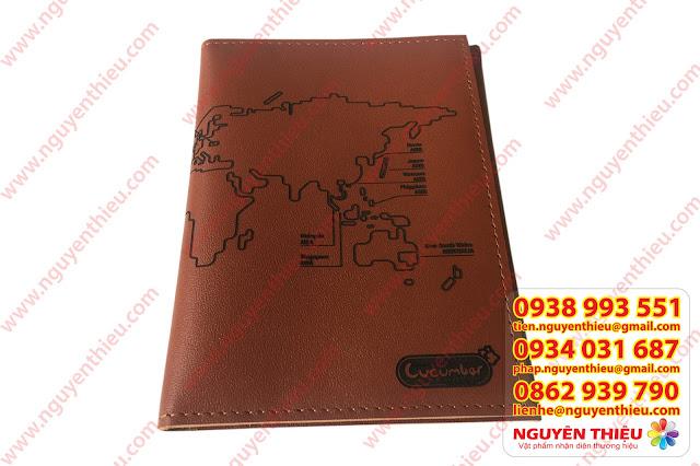 Sản xuất bìa da passport giá rẻ, may ví da đựng hộ chiếu, xưởng sản xuất ví da passport theo yêu cầu