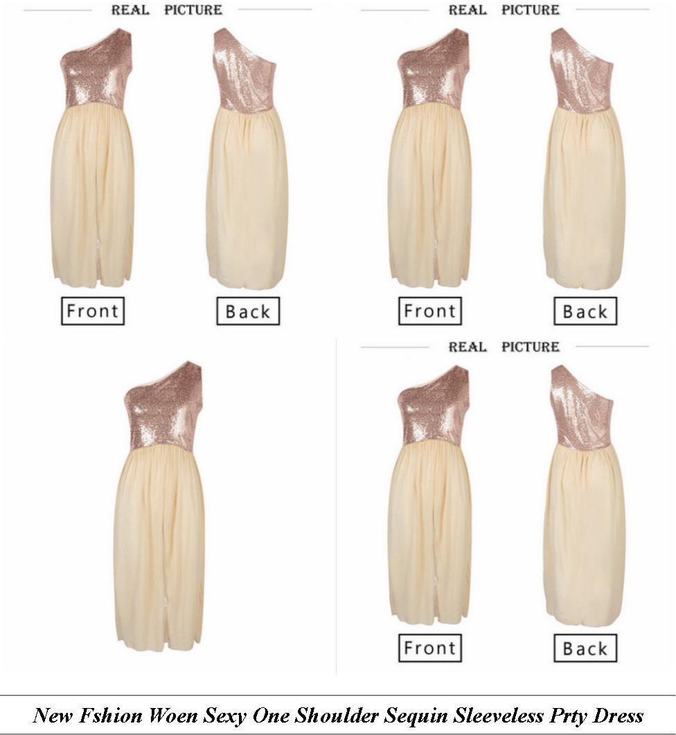 Short White Dresses Near Me - Off Season Winter Sale - Frock Model Dress Stitching