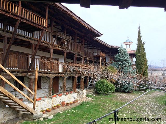Monasterio de Rozhen Bulgaria