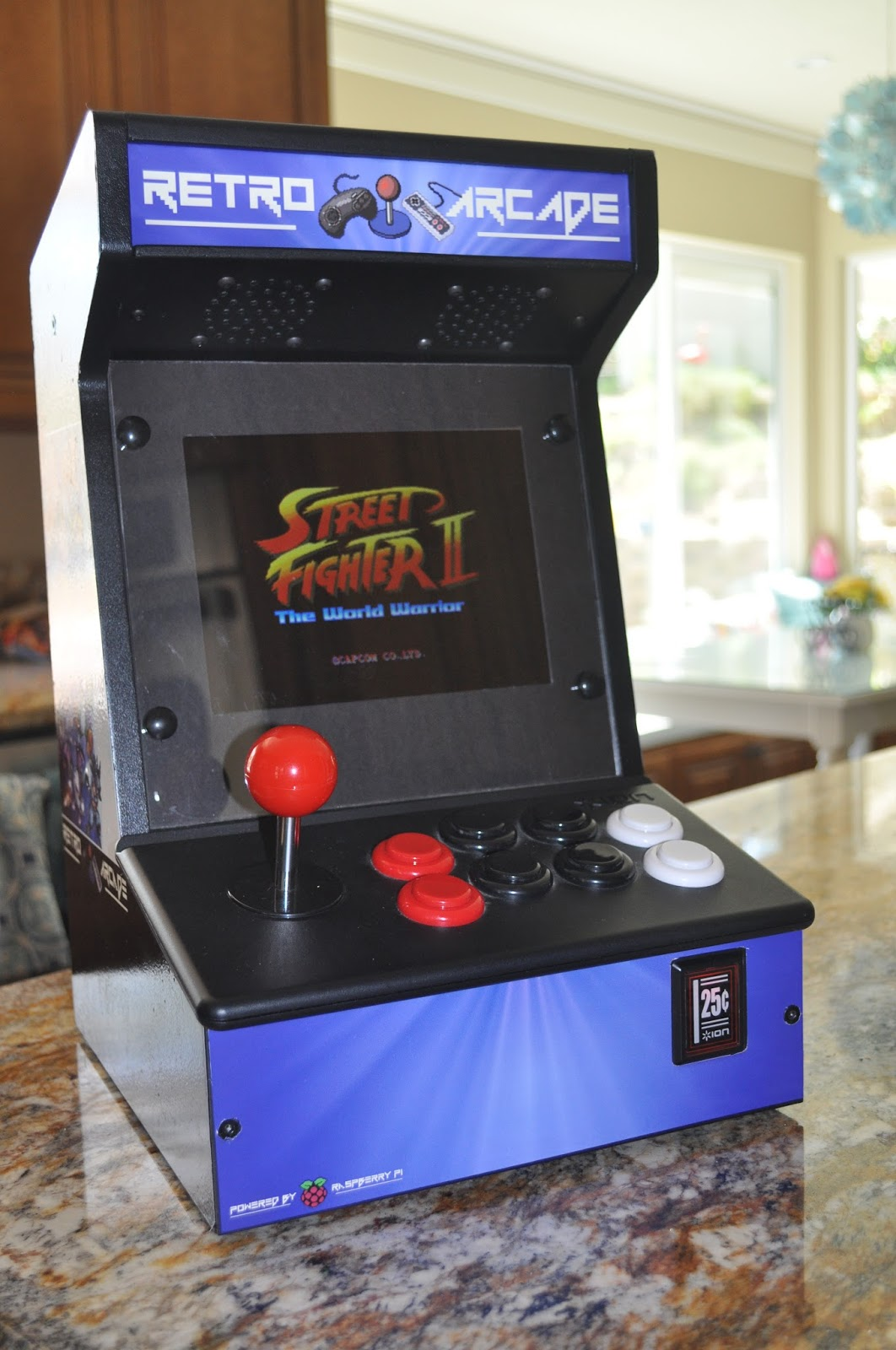 Raspberry Pi Game Cabinet Scotts Jewels Build Your Own Raspberry Pi Arcade Cabinet