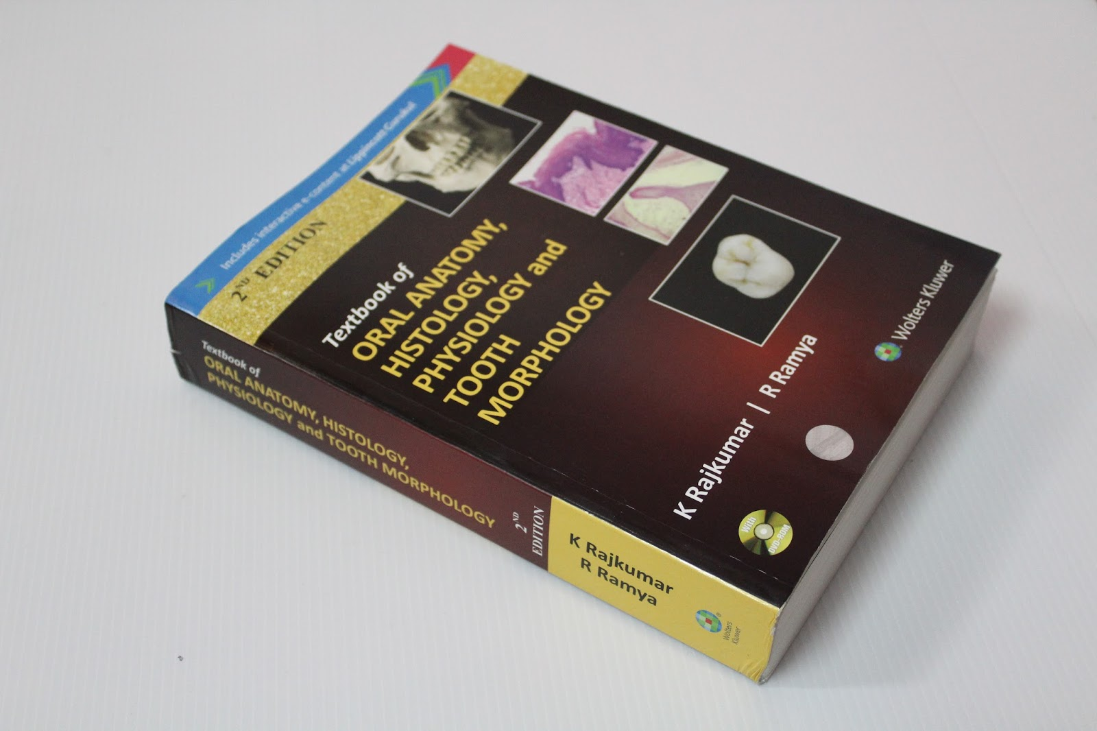 Textbook of Oral Anatomy, Histology, Physiology and Tooth Morphology ...