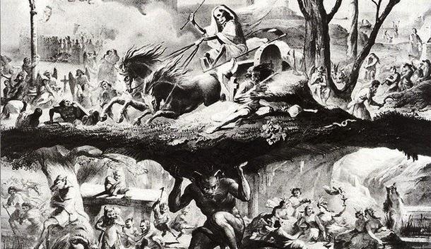 10 deuses da morte na mitologia mundial | Ciência Online