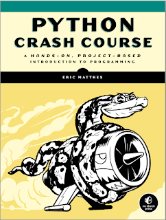 Python Crash Course by Eric Matthes PDF Book Download