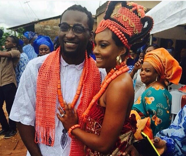 Newly-wedded Osas and Gbenro Ajibade welcome baby girl