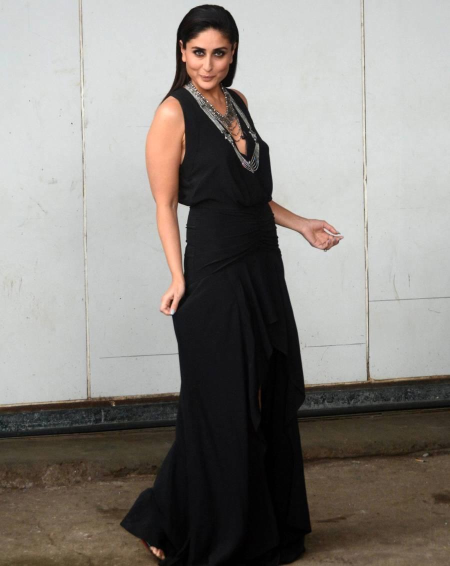 Kareena Kapoor At Promotion Of Film Made In China