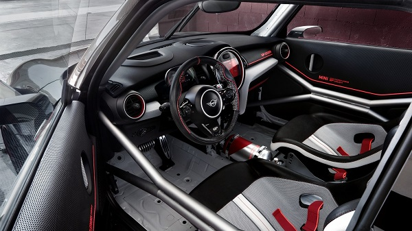 Interior MINI John Cooper Works GP Concept