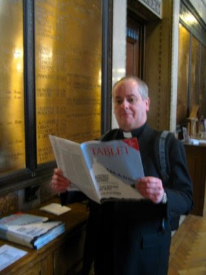 Fr Tim Finigan and the Tablet