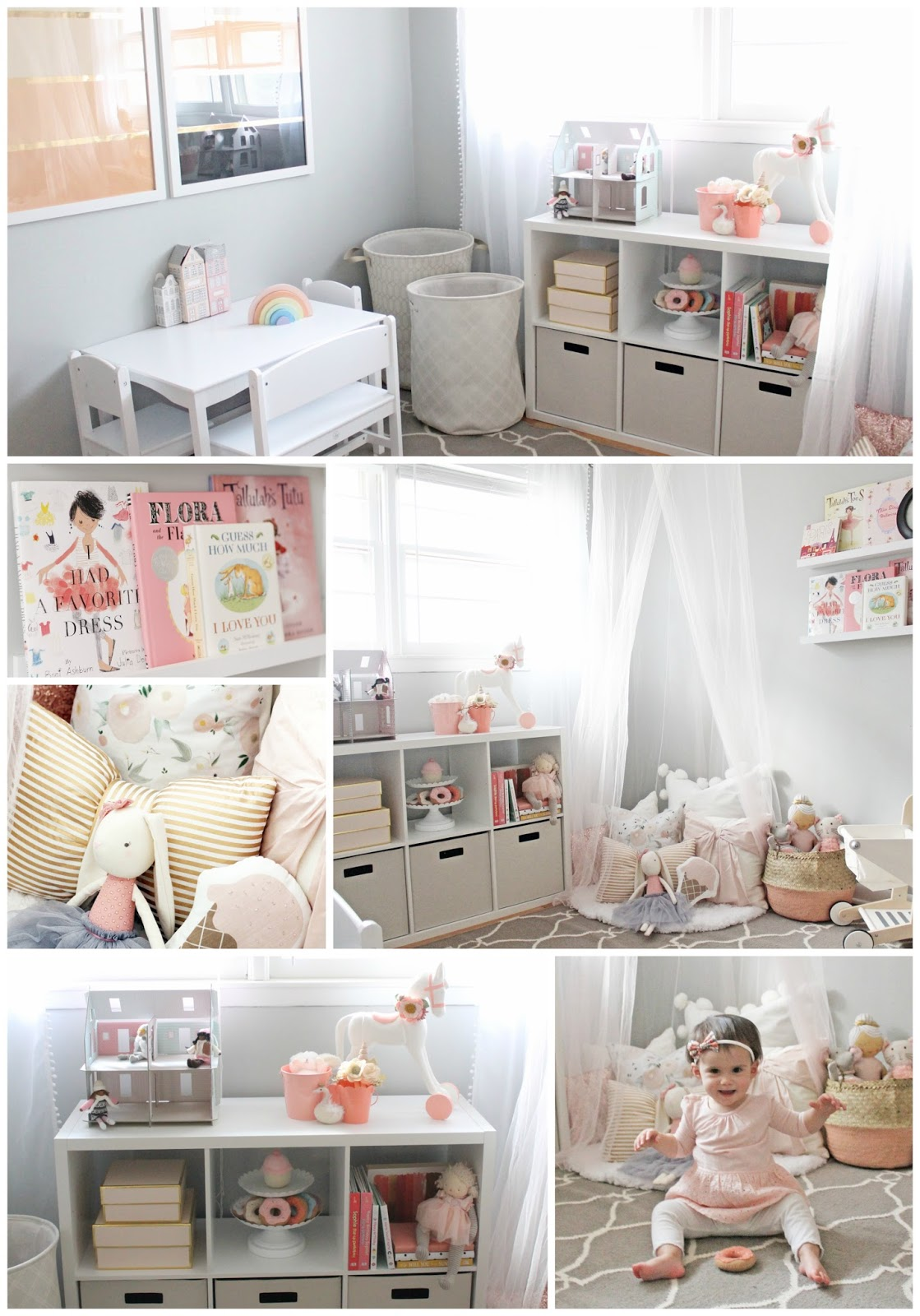 blush home decor.htm 12th and white blush and peach playroom reveal  blush and peach playroom reveal