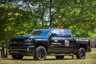 The Chevrolet Certified Service Rescue Squad to Assist Drivers in Woodward Dream Cruise