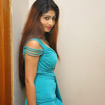 Swapna Cyan Skirt Hot Stills