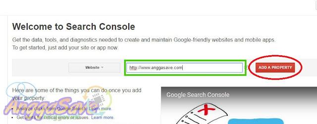 Cara Mendaftarkan Blog/Situs Ke Google Webmaster [Search Console]