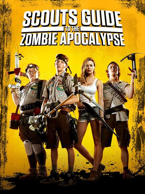 Film Scouts Guide To The Zombie Apocalypse (2015)