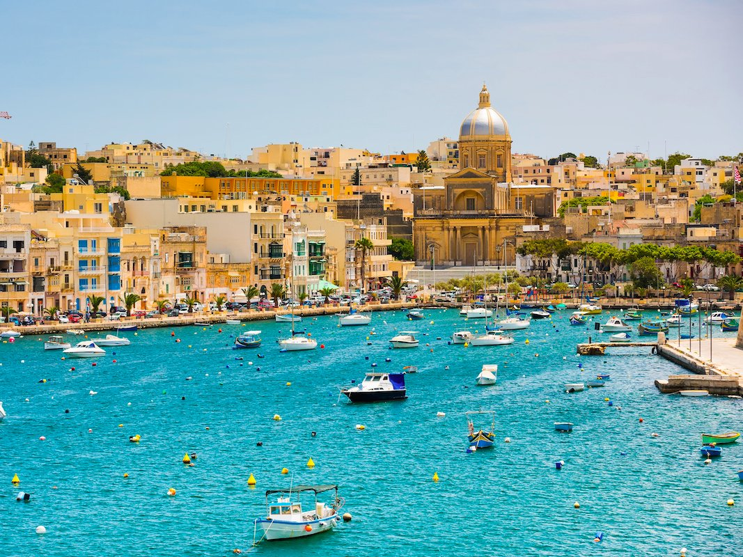 The Top 21 Countries for Quality of Life Have Been Ranked - Malta