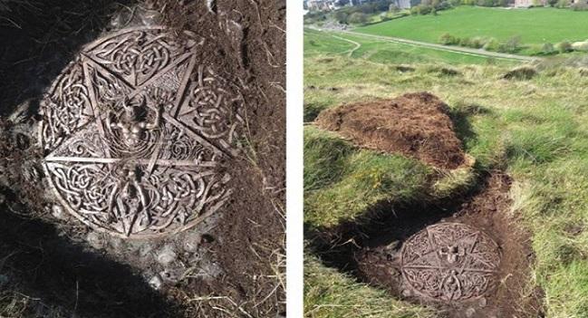 Ανακάλυψαν ένα σατανικό βωμό της βασίλισσας της Σκωτίας;
