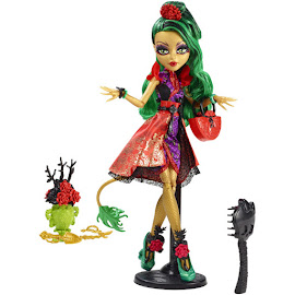 MH Gloom and Bloom Jinafire Long Doll