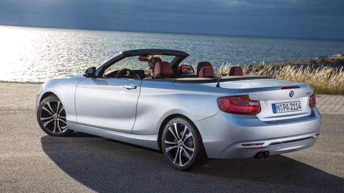 Wallpaper 3: New BMW 2 Series Convertible