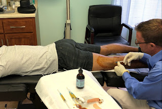 prp or platelet rich plasma injections in Jupiter Florida at NovaGenix helps heal sports injuries