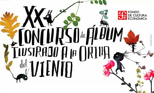 XX Concurso de Álbum Ilustrado A la Orilla del Viento