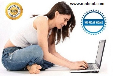 online works from home