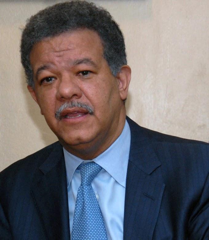 Leonel dice en NY que si se lo piden se postularía a la presidencia para 2020