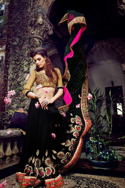 Look special and graceful in Indian Designer Sarees