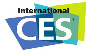 Το σήμα κατατεθέν της έκθεσης CES Ηλεκτρονικών Καταναλωτών στο Λας Βέγκας