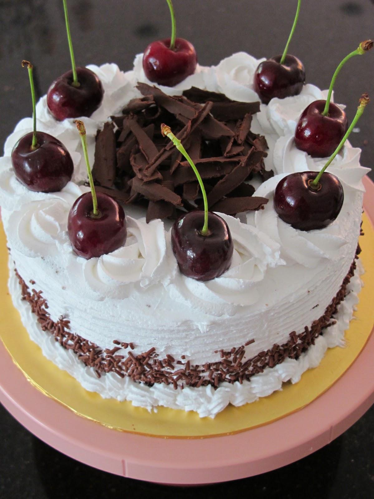 Nasi Lemak Lover Black Forest Cake 黑森林蛋糕