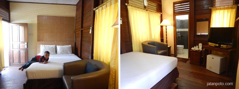 Kamar Hotel Citra Cikopo Puncak