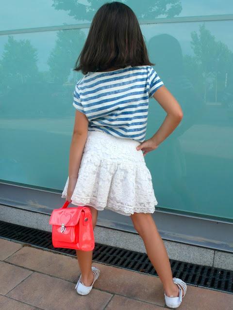 ootd pequeña fashionista