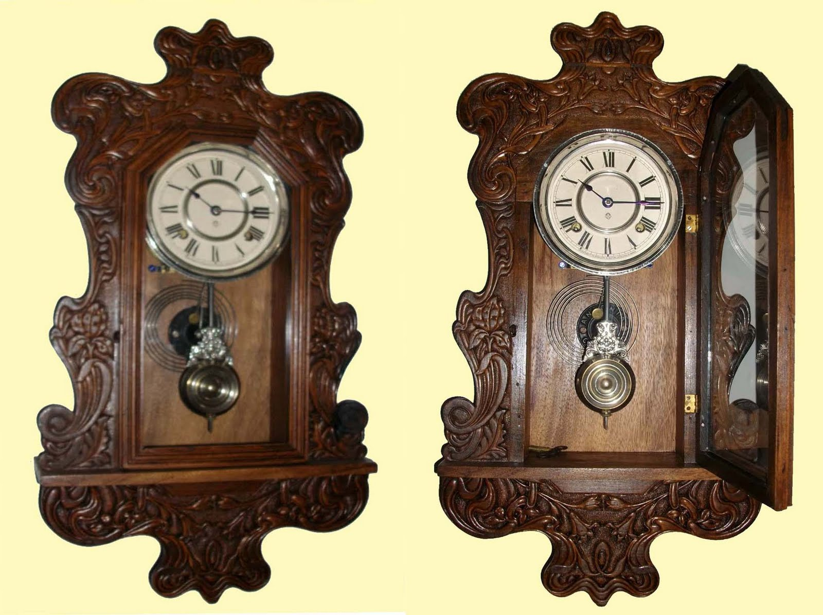 3844796895e PARAENSE RELÓGIOS ANTIGOS  Fotos Relógios Antigos