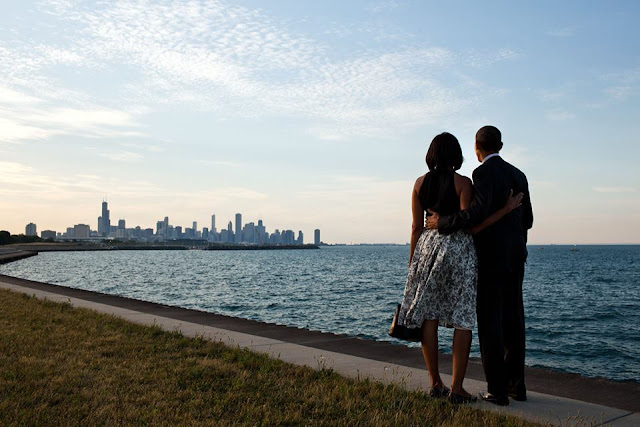 "Because, for me, it's always been about you."" —President Obama"