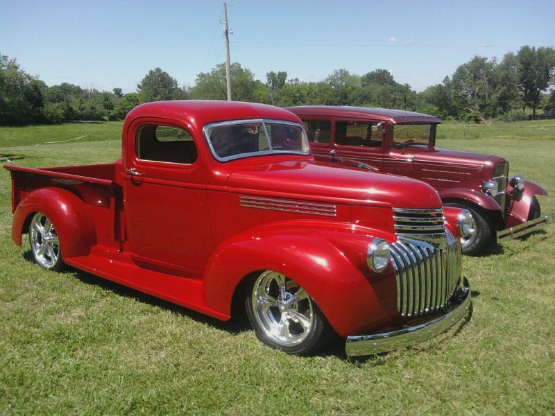 1946 Chevrolet Custom Hot Rod