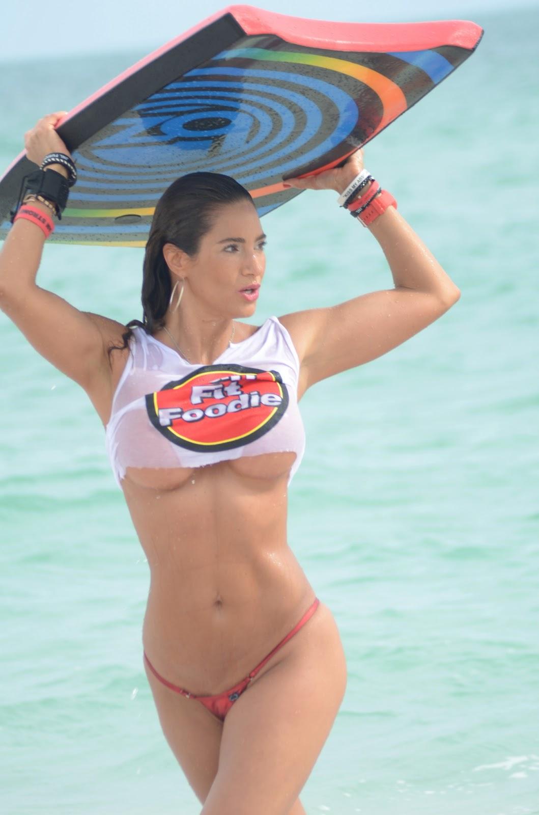 Jennifer freeman bikini