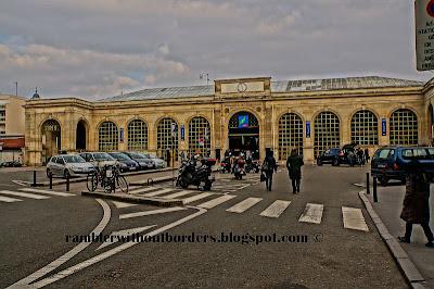 Versailles-Rive-Droite station