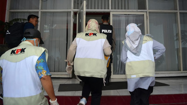 8 Anggota DPRD Kalteng Jadi Datfar OTT ke-102 KPK