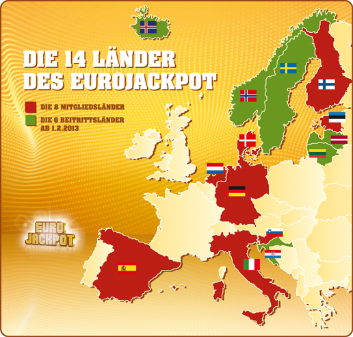 Eurojackpot Ziehung Wo
