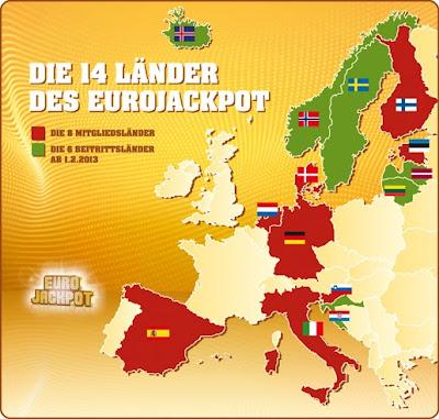 Wann Sind Eurojackpot Ziehungen