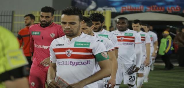 متابعة مباراة الزمالك والرجاء القادمة 14-3-2018 علي أرضية استاد القاهره