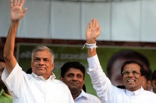 SLFP and the UNP signed the Memorandum of Understanding