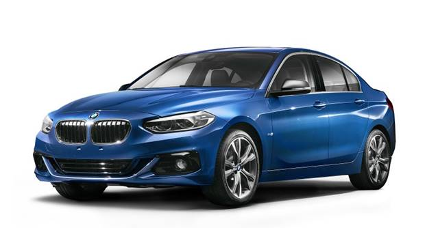 2017 BMW 1 Series Sedan China Specs